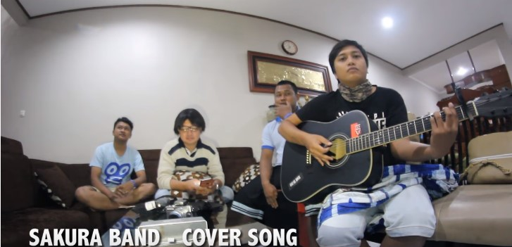Sakura-Band-Cover