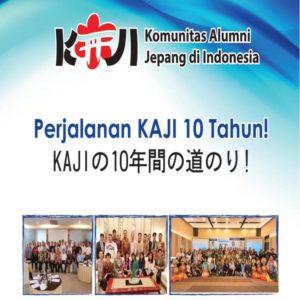 Cover 10 Tahun KAJI