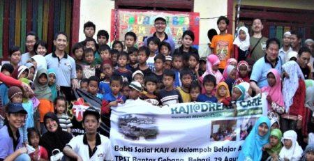 KAJI Care 2010 @ Bandar Gebang