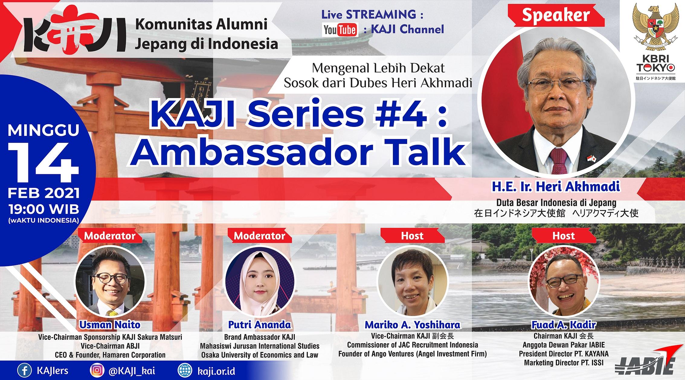 Ambassador Talk - Content