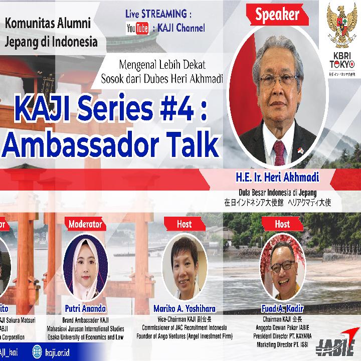Ambassador Talk - Cover