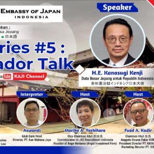 Ambassador Talk #5