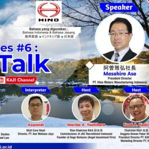 CEO Talk Hino